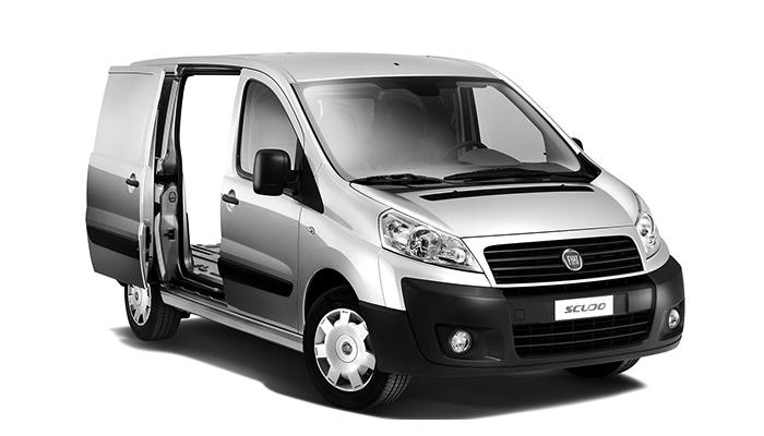 Oryginał Fiat Scudo (dostawczy) - AUTORENT Rzeszów - wypożyczalnia VF27